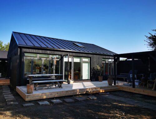Pladsoptimeret villa på 85 kvm